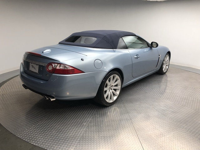 High Quality Pre Owned 2007 Jaguar XK 2dr Convertible XKR