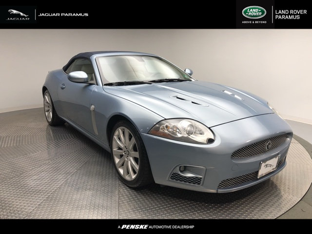 Pre Owned 2007 Jaguar XK 2dr Convertible XKR