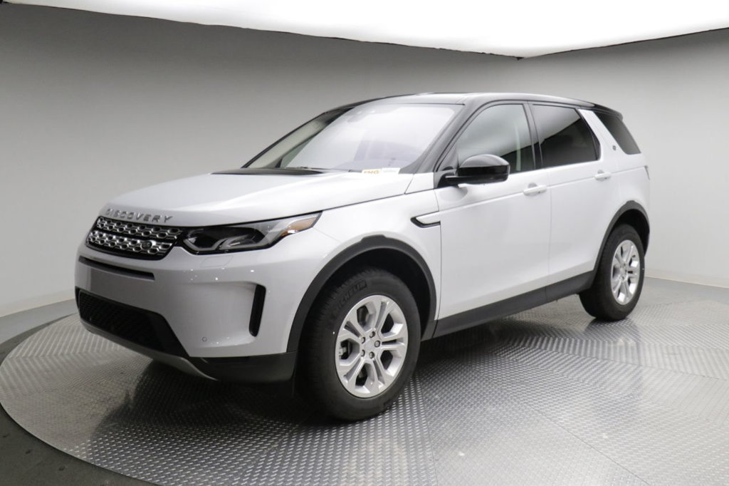 New 2020 Land Rover Discovery Sport S 4WD With Navigation