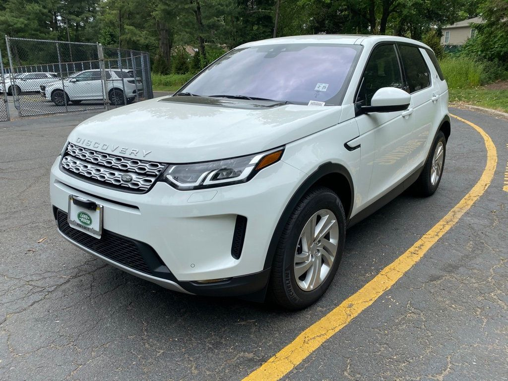 Pre-Owned 2020 Land Rover Discovery Sport S 4WD