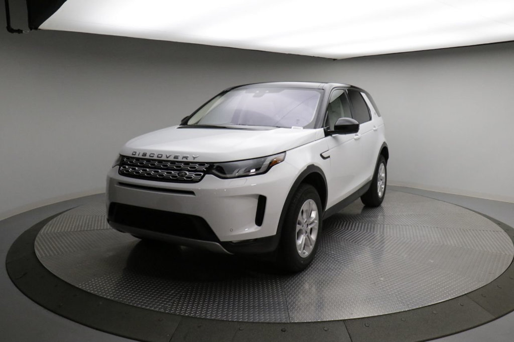 New 2020 Land Rover Discovery Sport Standard 4WD Four Wheel Drive SUV