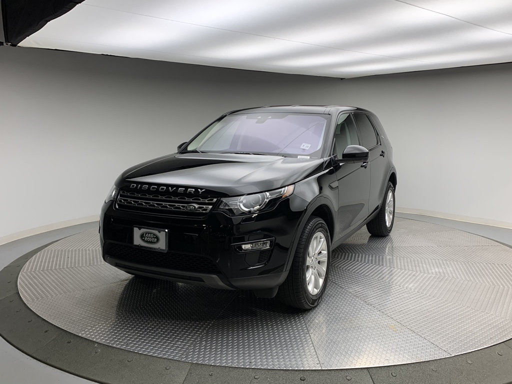 Certified Pre-Owned 2019 Land Rover Discovery Sport SE 4WD Four Wheel Drive SUV