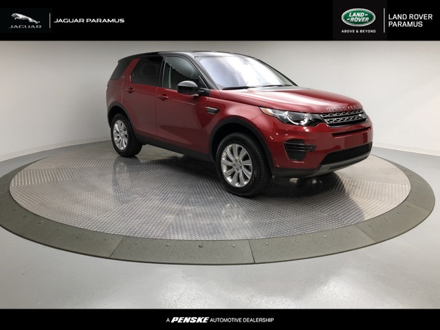 Certified Pre-Owned 2018 Land Rover Discovery Sport