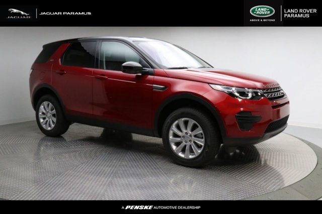 Certified Pre-Owned 2018 Land Rover Discovery Sport SE 4WD Four Wheel Drive Sport Utility