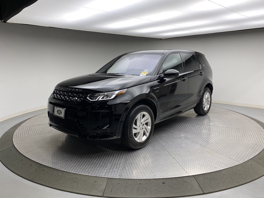 Pre-Owned 2020 Land Rover Discovery Sport S R-Dynamic 4WD