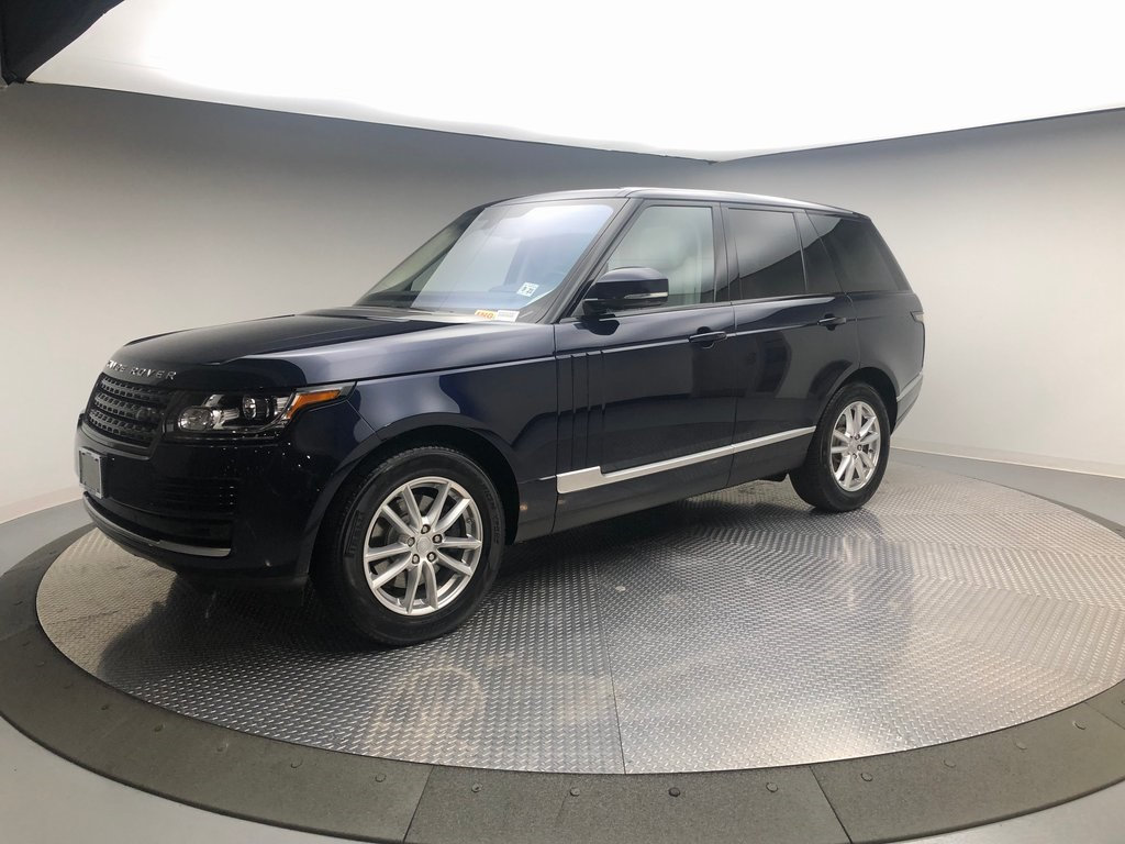 Certified Pre-Owned 2016 Land Rover Range Rover 4WD 4dr Four Wheel Drive SUV
