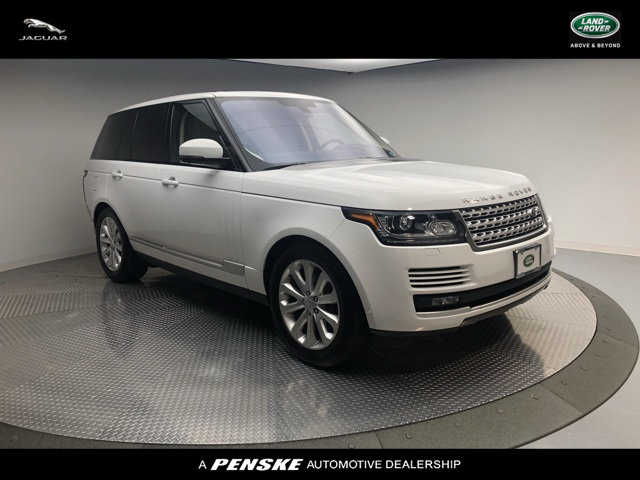 Pre-Owned 2016 Land Rover Range Rover 4WD 4dr Diesel HSE Four Wheel Drive SUV
