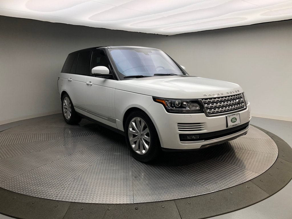 Certified Pre-Owned 2016 Land Rover Range Rover 4WD 4dr HSE Four Wheel Drive SUV