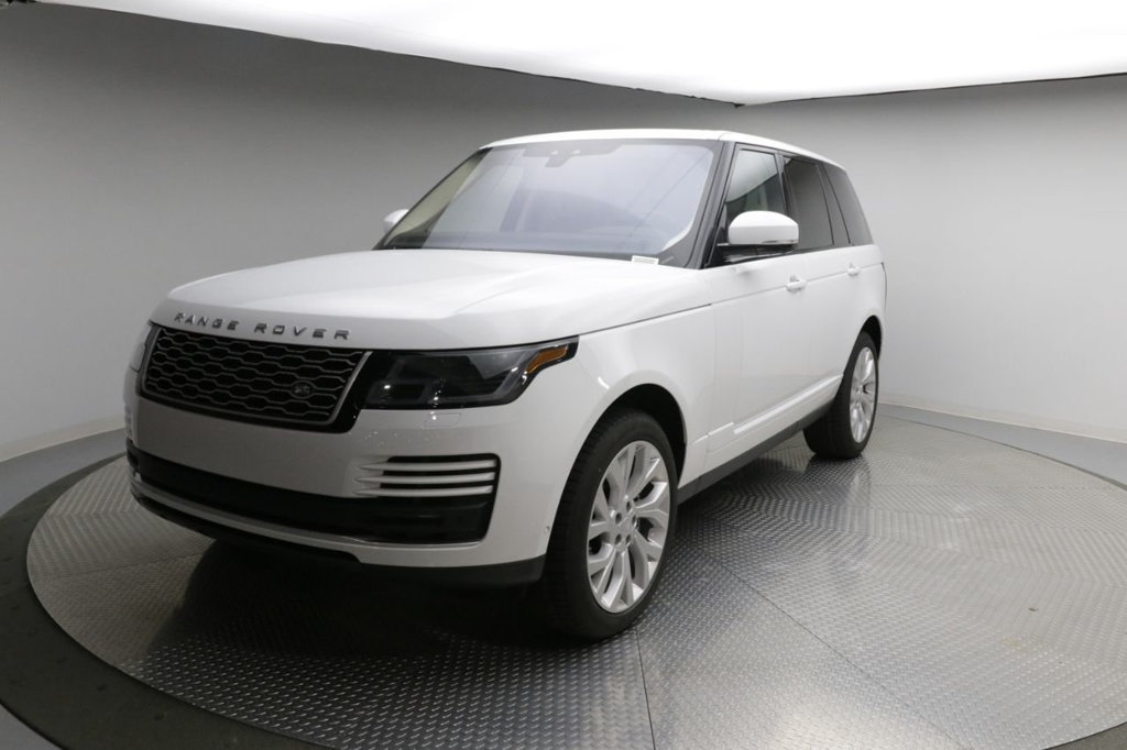 NEW 2019 RANGE ROVER V8 SUPERCHARGED