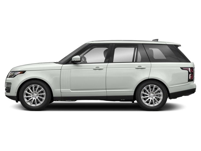 New 2020 Land Rover Range Rover HSE SWB