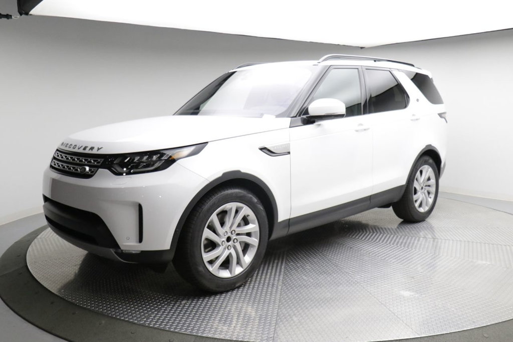 New 2020 Land Rover Discovery HSE V6 Supercharged With Navigation