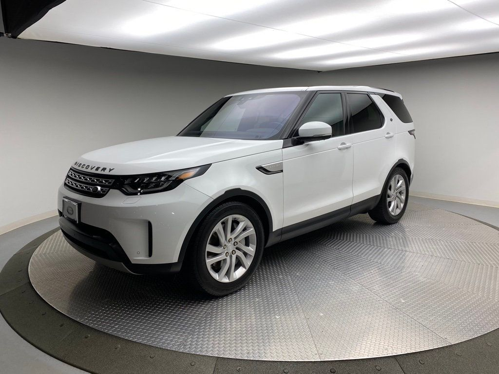 Pre-Owned 2018 Land Rover Discovery HSE V6 Supercharged