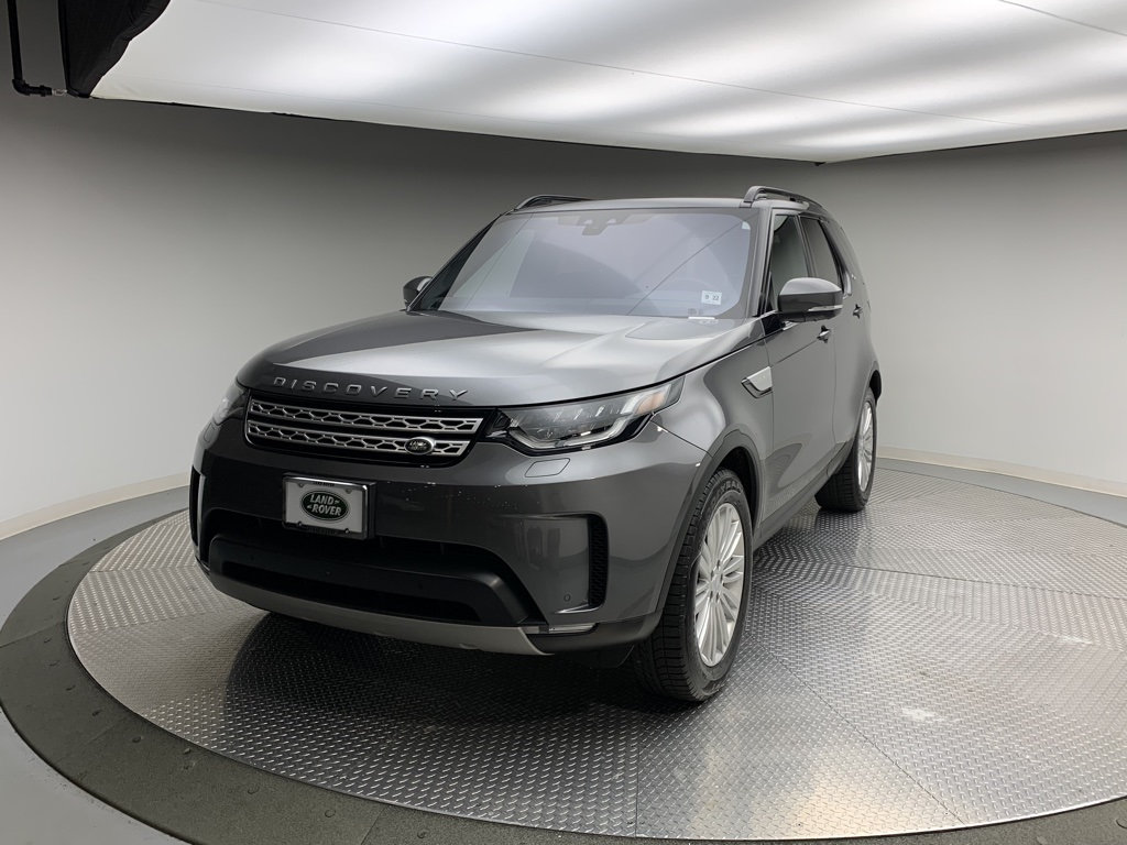 Pre-Owned 2017 Land Rover Discovery HSE V6 Supercharged