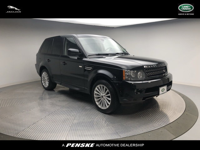 Pre-Owned 2012 Land Rover Range Rover Sport RANGE ROVER SPO 4DR 4WD HSE