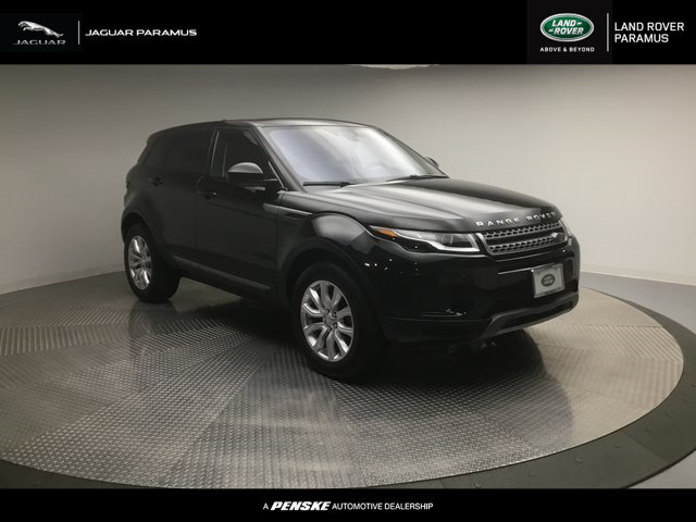 Certified Pre-Owned 2018 Range Rover Evoque