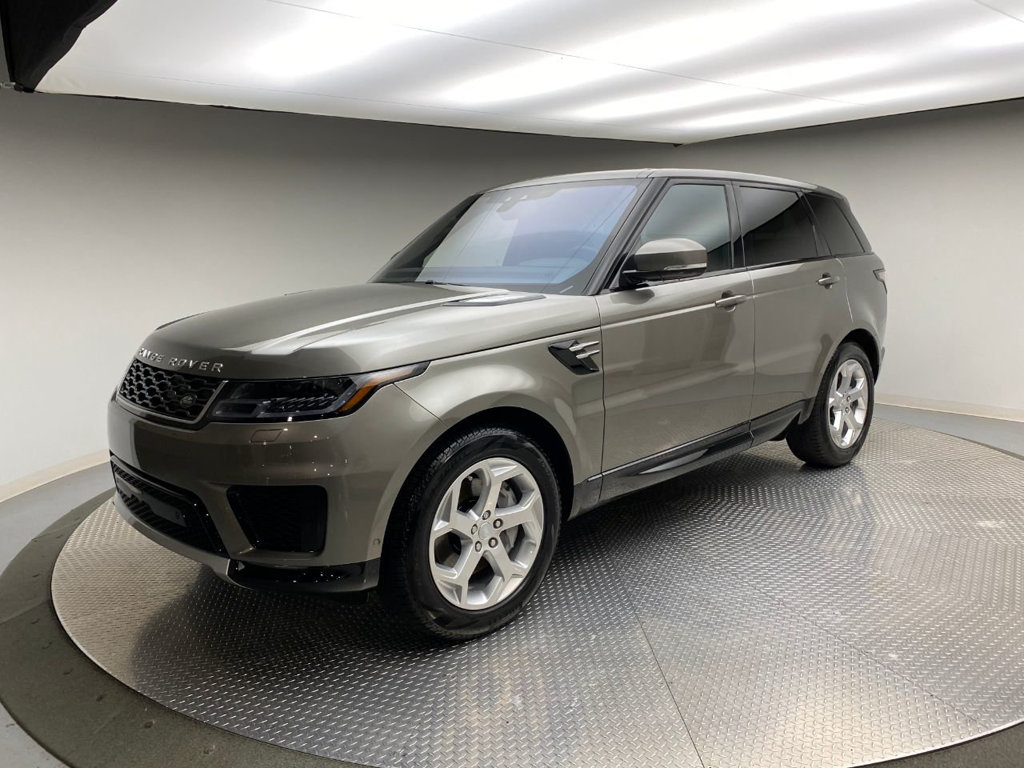 New 2020 Land Rover Range Rover Sport HSE Super Charged