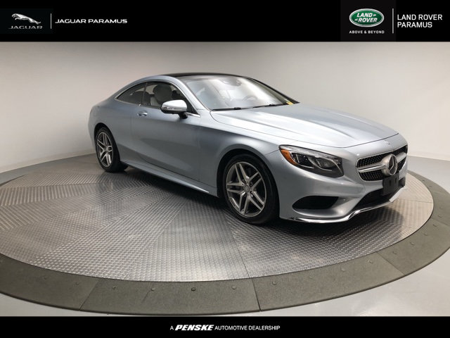 Pre Owned 2015 Mercedes Benz S Class 2dr Coupe S 550 4MATIC®