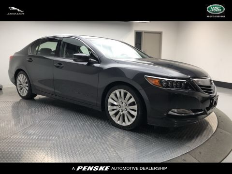 Pre-Owned 2015 Acura RLX 4dr Sedan Tech Pkg