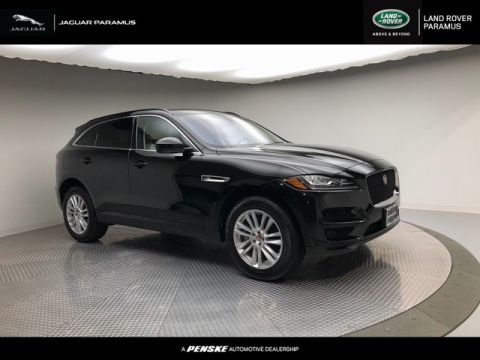 Certified Pre-Owned 2018 Jaguar F-PACE 30t Prestige AWD