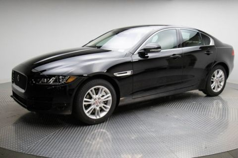 Certified Pre-Owned 2019 Jaguar XE 25t Premium AWD