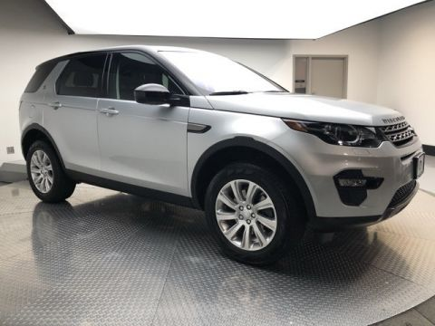 Certified Pre-Owned 2018 Land Rover Discovery Sport 4DR 4WD