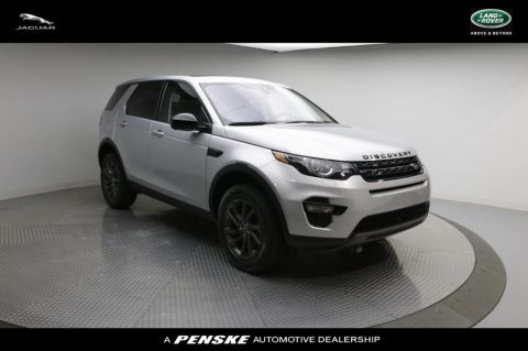 New 2019 Land Rover Discovery Sport Landmark 4WD