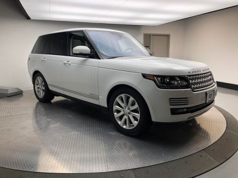 Certified Pre-Owned 2016 Land Rover Range Rover 4WD 4dr Diesel HSE