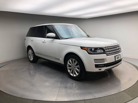 Pre-Owned 2015 Land Rover Range Rover 4WD 4dr HSE