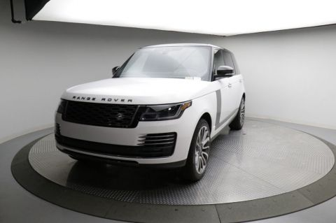 New 2020 Land Rover Range Rover Autobiography LWB