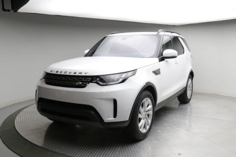 New 2020 Land Rover Discovery SE V6 Supercharged