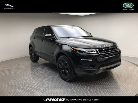 Certified Pre-Owned 2017 Land Rover Range Rover Evoque 5 Door SE Premium