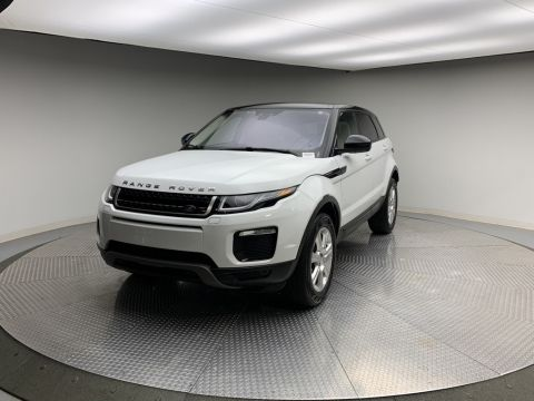 Pre-Owned 2017 Land Rover Range Rover Evoque 5 Door SE Premium