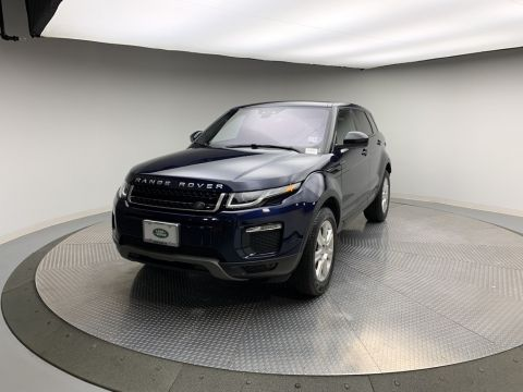 Certified Pre-Owned 2019 Land Rover Range Rover Evoque 5 Door SE