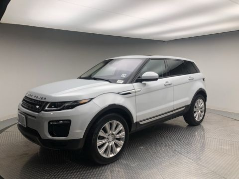 Certified Pre-Owned 2019 Land Rover Range Rover Evoque 5 Door HSE