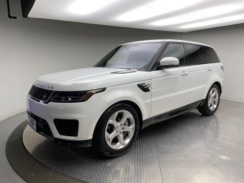 Certified Pre-Owned 2019 Land Rover Range Rover Sport V6 Supercharged HSE