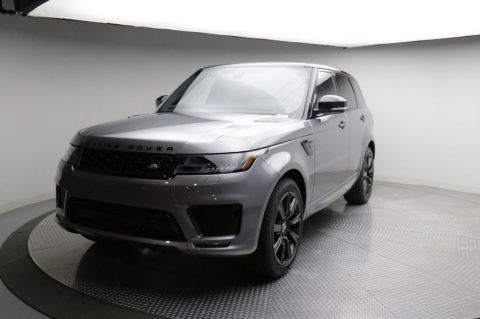 New 2020 Land Rover Range Rover Sport PHEV Autobiography