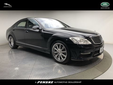 Pre-Owned 2008 Mercedes-Benz S-Class S550 4dr Sedan 5.5L V8 RWD